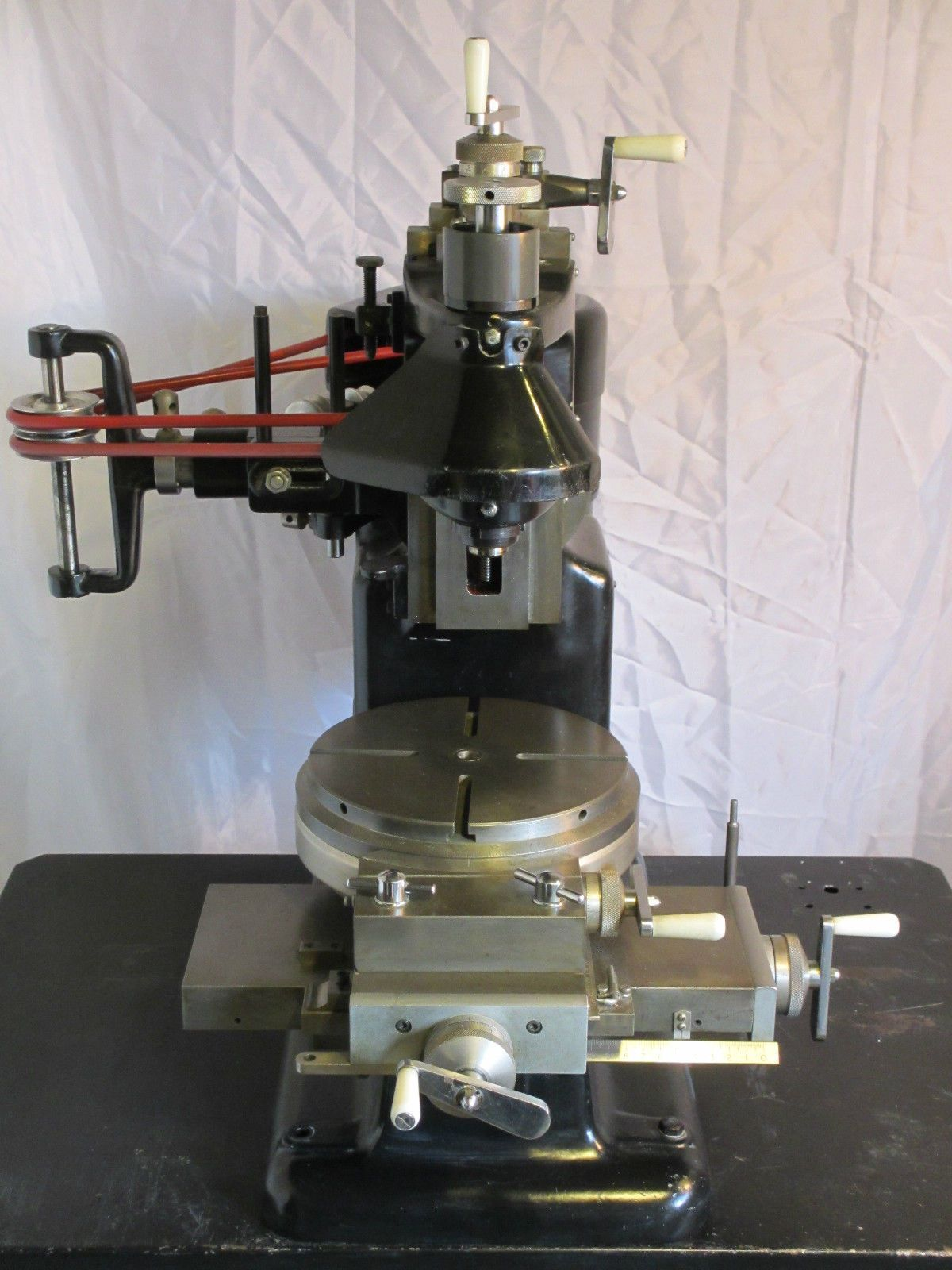 Bca Mk3 Jig Borer Vertical Milling Machine Model