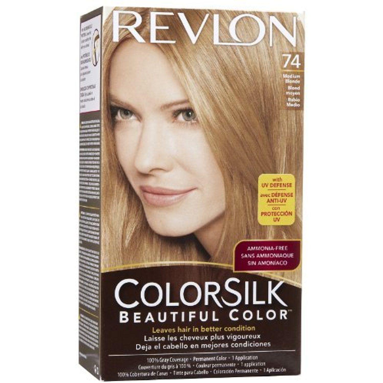 Revlon Colorsilk Beautiful Haircolor Ammonia Free Permanent