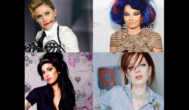 Día de la Mujer: canciones de grandes estrellas femeninas del rock y pop