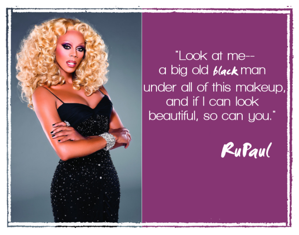 Love This Quote! Even Though Drag And Cross Dressing Are