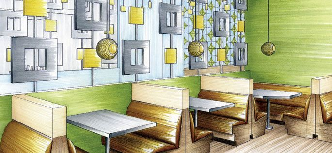 Pencil University Of Wisconsin Madison Interior Design