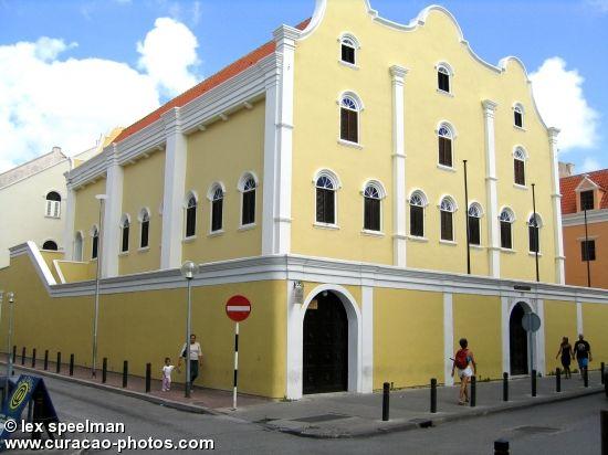 Mikve-Israel Emanuel Synagogue, Curacao, Netherlands Antilles