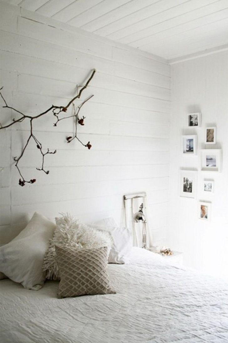 All White Bedroom Collection For Your Inspiration Master