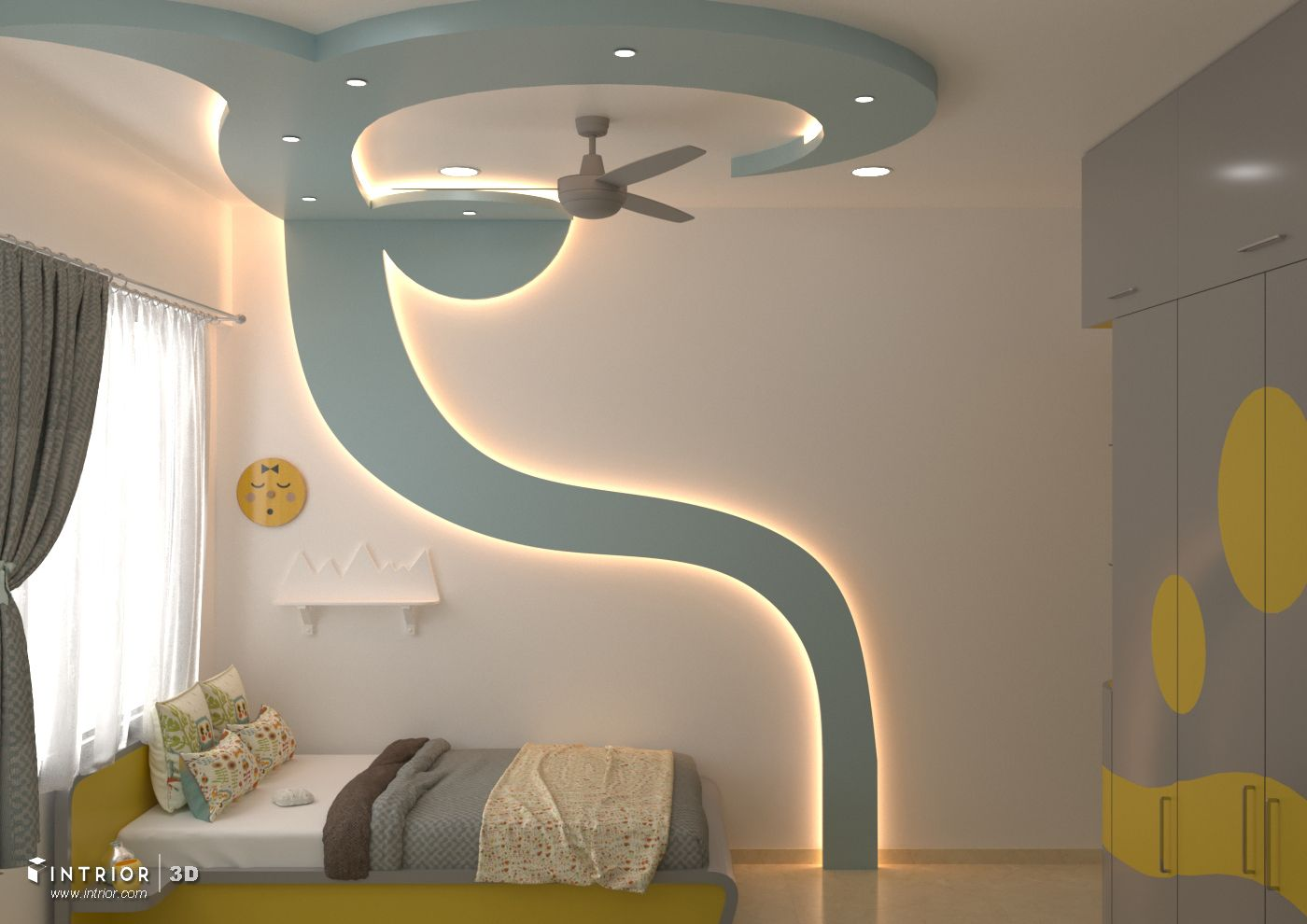 Children Room Design | Kids interior room, Kids room ...