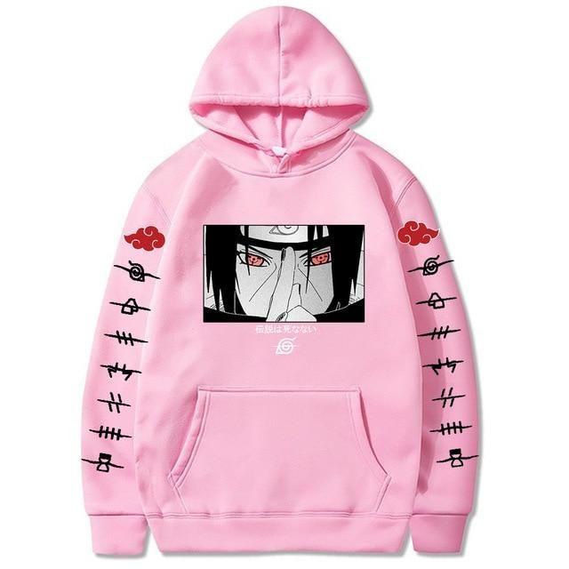 Photo of 2021 fashion naruto Hoodies Streetwear – Pink / S