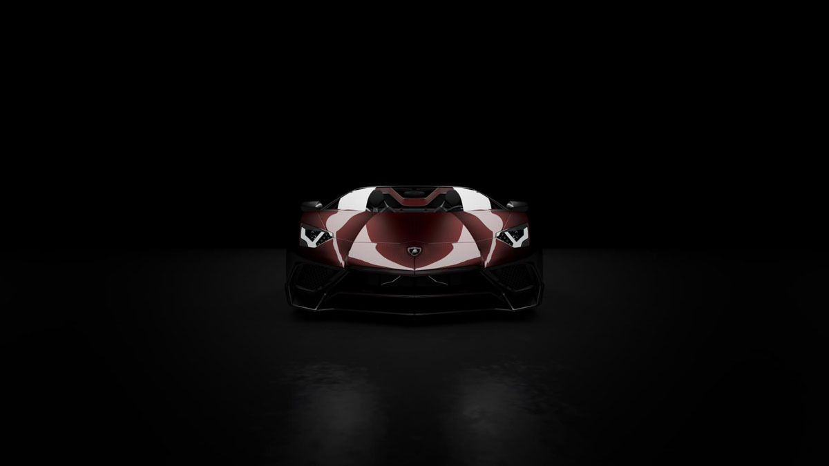 Vitesse Audessus Lamborghini Aventador Lp 750 4 Superveloce
