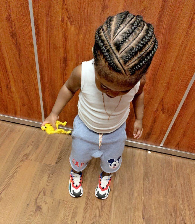Mehkijosiah On Instagram Happy Fourth In 2020 Boys Long Hairstyles Little Boy Hairstyles Boy Braids Hairstyles
