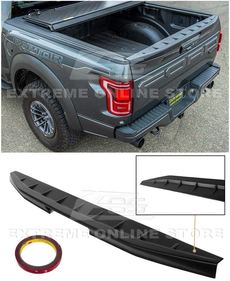 For 15 20 Ford F 150 Street Series Abs Plastic Tailgate Rear Wing Spoiler In 2021 Ford F150 Abs Plastic Primer