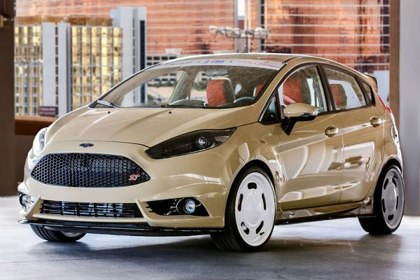 2014 Ford Fiesta St Ford Fiesta St Car Ford Ford