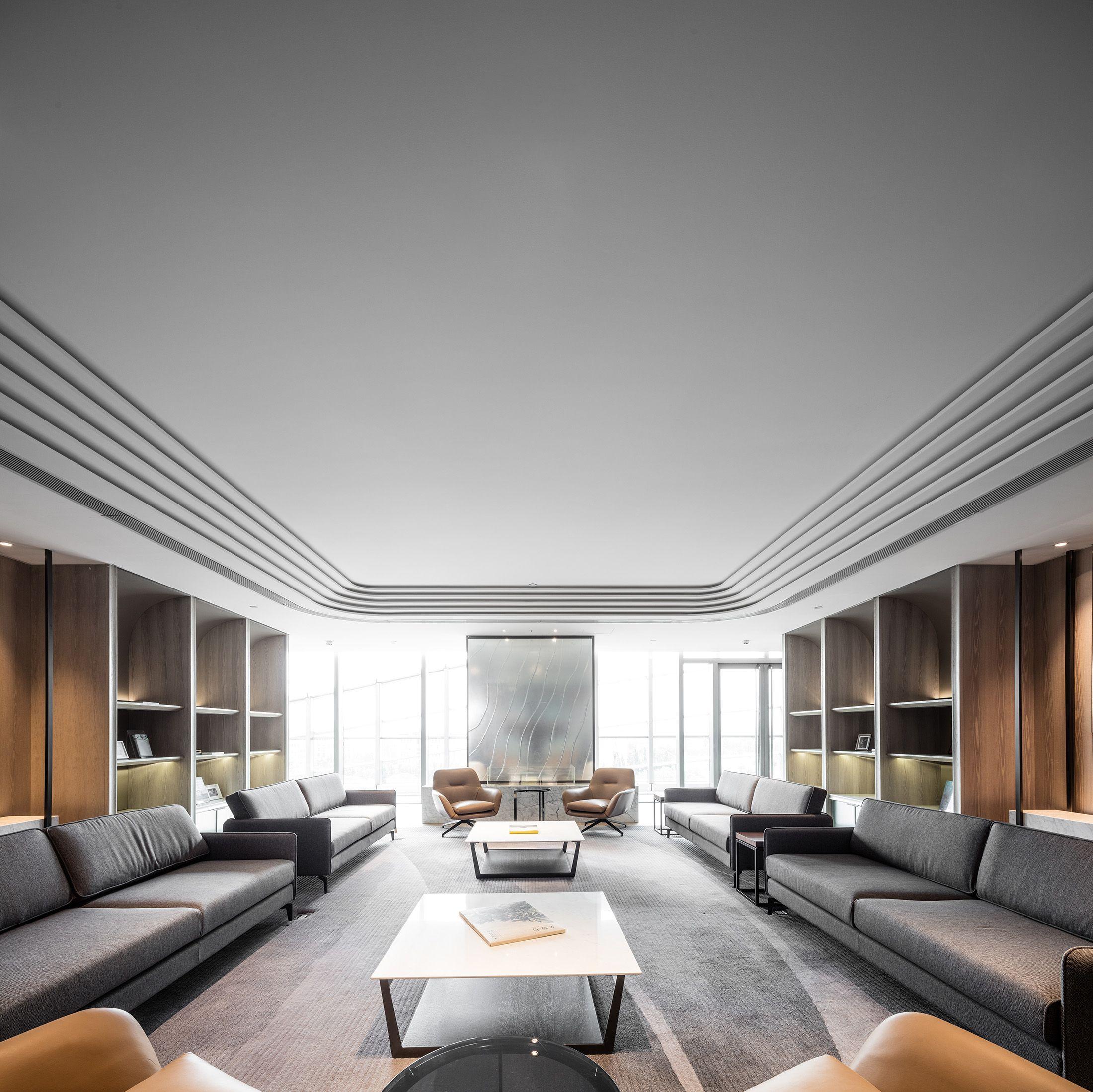 Ab Concept Interior Design Luxury Living Room Interior