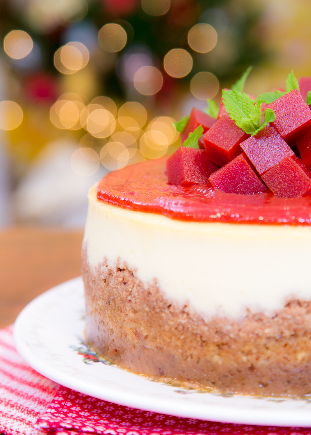 Segredos para a cheesecake perfeita | Vídeos e Receitas de Sobremesas