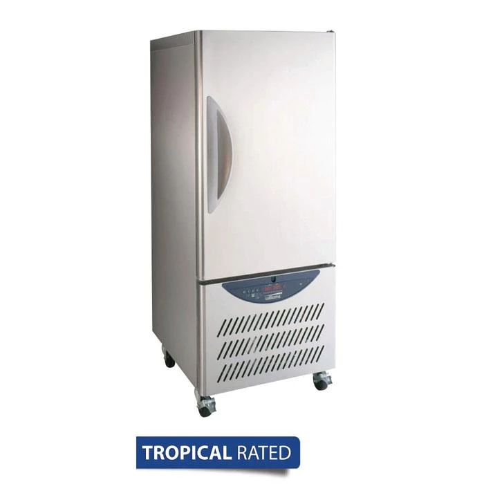 Williams 30kg Tray Blast Chiller Freezer 10 Tray Wbcf30
