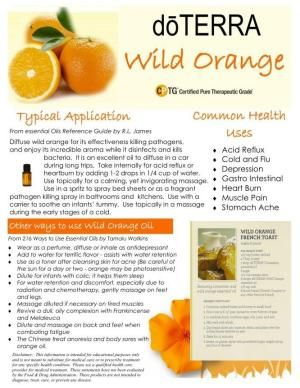Wild Orange essential oil is so fresh and easy to use, try a sprinkle on salads! www.mydoterra.com/jaymemiller by marilyn