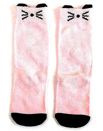 Kitty Socks, available at Portage at Main http://www.shopportageandmain.com