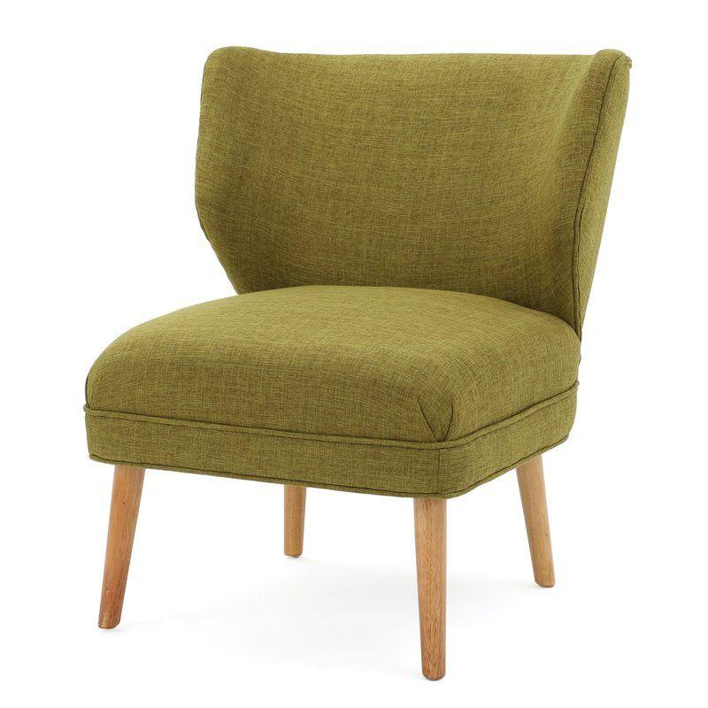 Raleigh 23 Quot Slipper Chair Chair Mid Century Modern