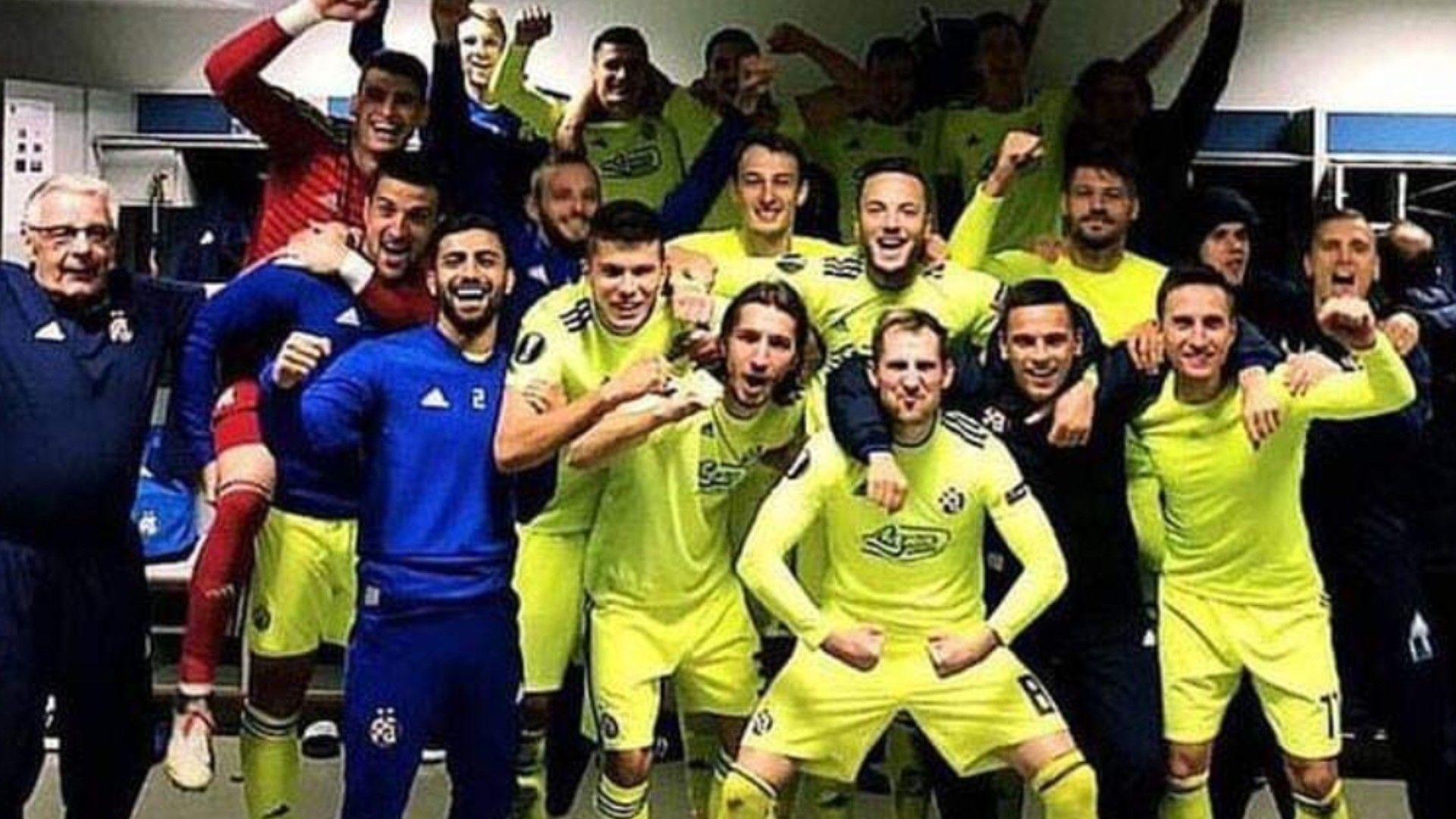 Pin By Croatia Football News On Dinamo Zagreb Europa League 2018 2019 League Europa League Zagreb