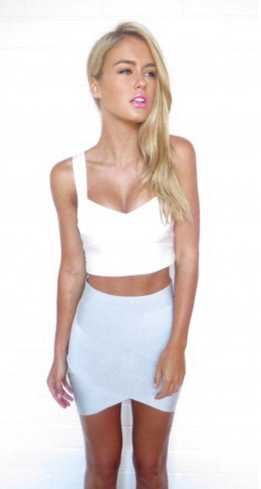 21ba62757e6 Martini  Classic Bandage Skirt