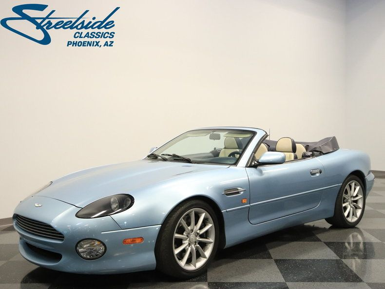 2000 2000 Aston Martin DB7 For Sale | Collector Cars For Sale ...