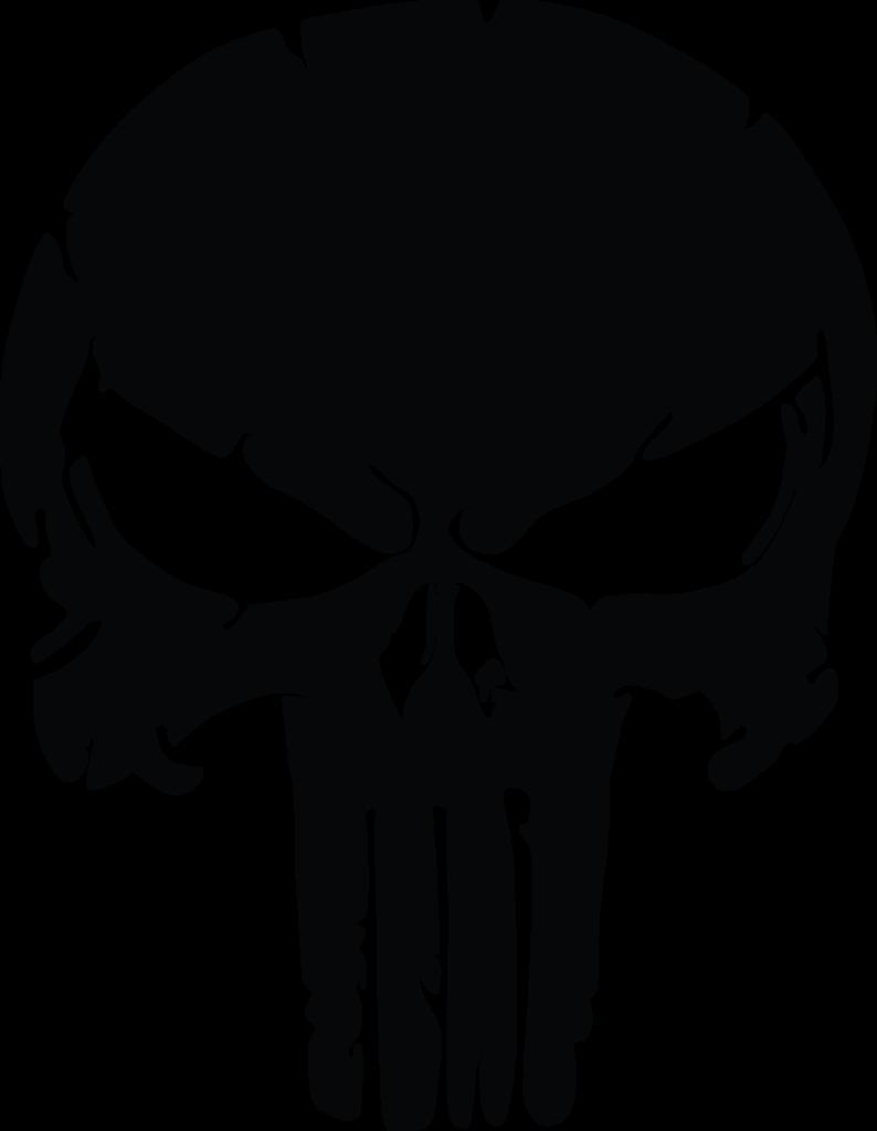 Distressed Punisher Punisher Skull Punisher Batman Tattoo