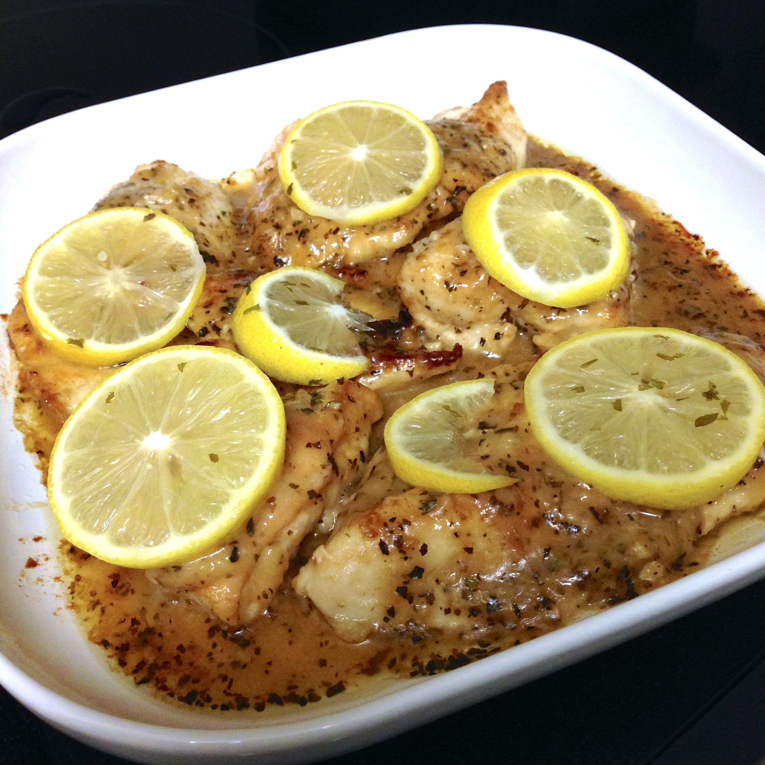 Easy, Lemon Baked Chicken (With Images)