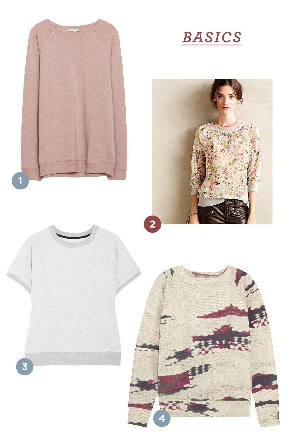 Linden Sweatshirt inspiration for you guys. The great thing about this pattern (and I like to think most of my patterns) is that you can make s...