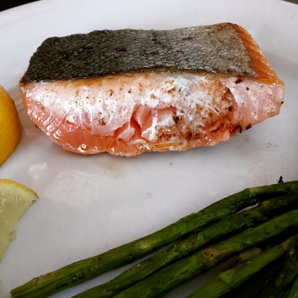 Mt Cook Salmon Thought To Be The Best Salmon In The World Photo