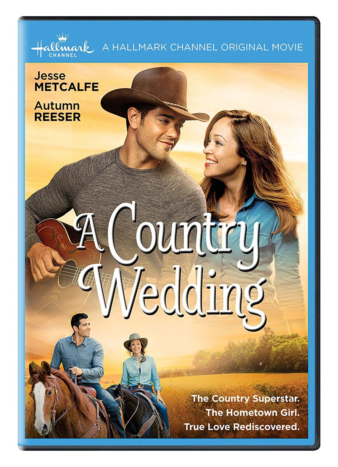 One of Hallmark's most popular movies, A Country Wedding