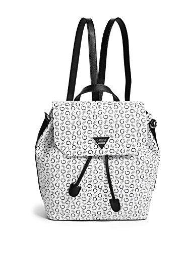 048927d46de GUESS Factory Women's Famous Logo Backpack   Backpack Purses in 2019 ...