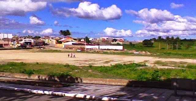 reeditadas: Campo da Rodoviária | Panorâmica | Esperança/PB