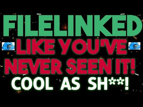 FILELINKED LIKE YOU'VE NEVER SEEN BEFORE!🔥 BRAND NEW LOOK