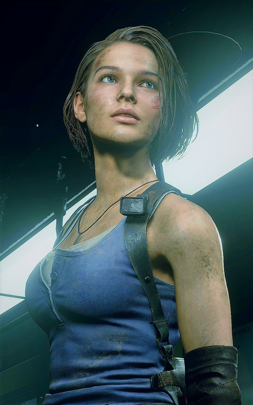 Pin by Uzumakikorra on Claire Redfield | Resident evil
