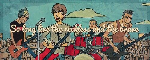 The Reckless and the Brave - All Time Low