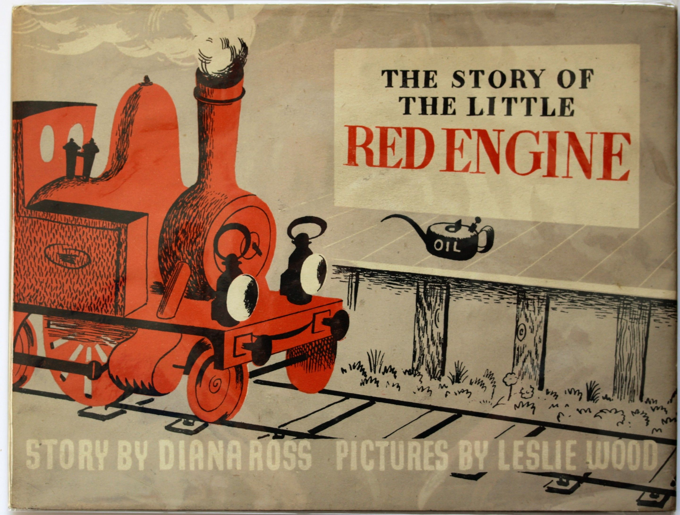 The Story Of The Little Red Engine Story By Diana