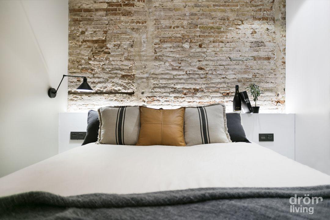 Decoraci n estilo industrial arq bedroom pinterest for Habitacion decoracion industrial