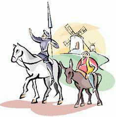 Dibujos Don Quijote Molinos Para Colorear Buscar Con Google Don Quijote Dibujo Quijote De La Mancha Don Quijote