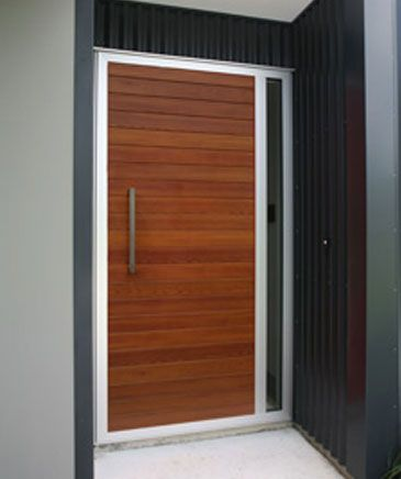 black aluminium entry doors nz - Google Search | Our New House ...