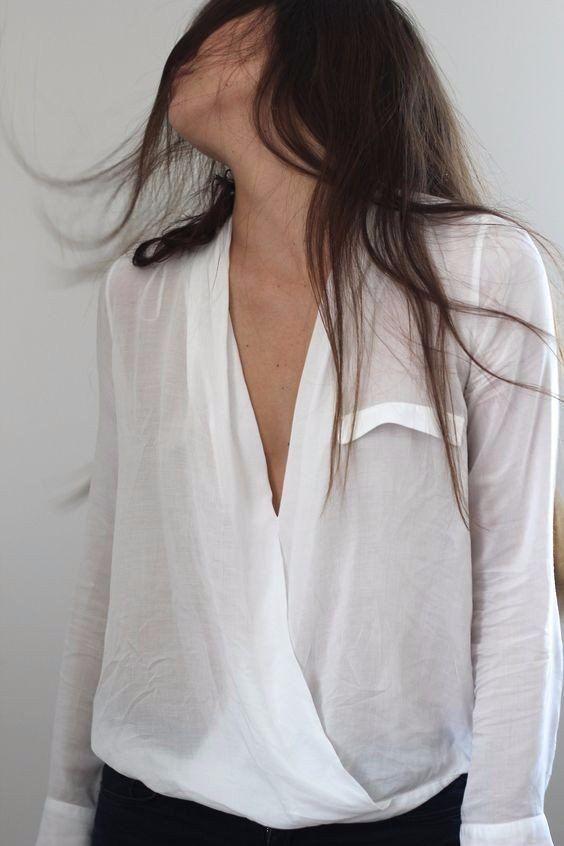 21b8794b1cea Look! Белая рубашка! 0   стильный образ в 2019 г.   Белые рубашки ...