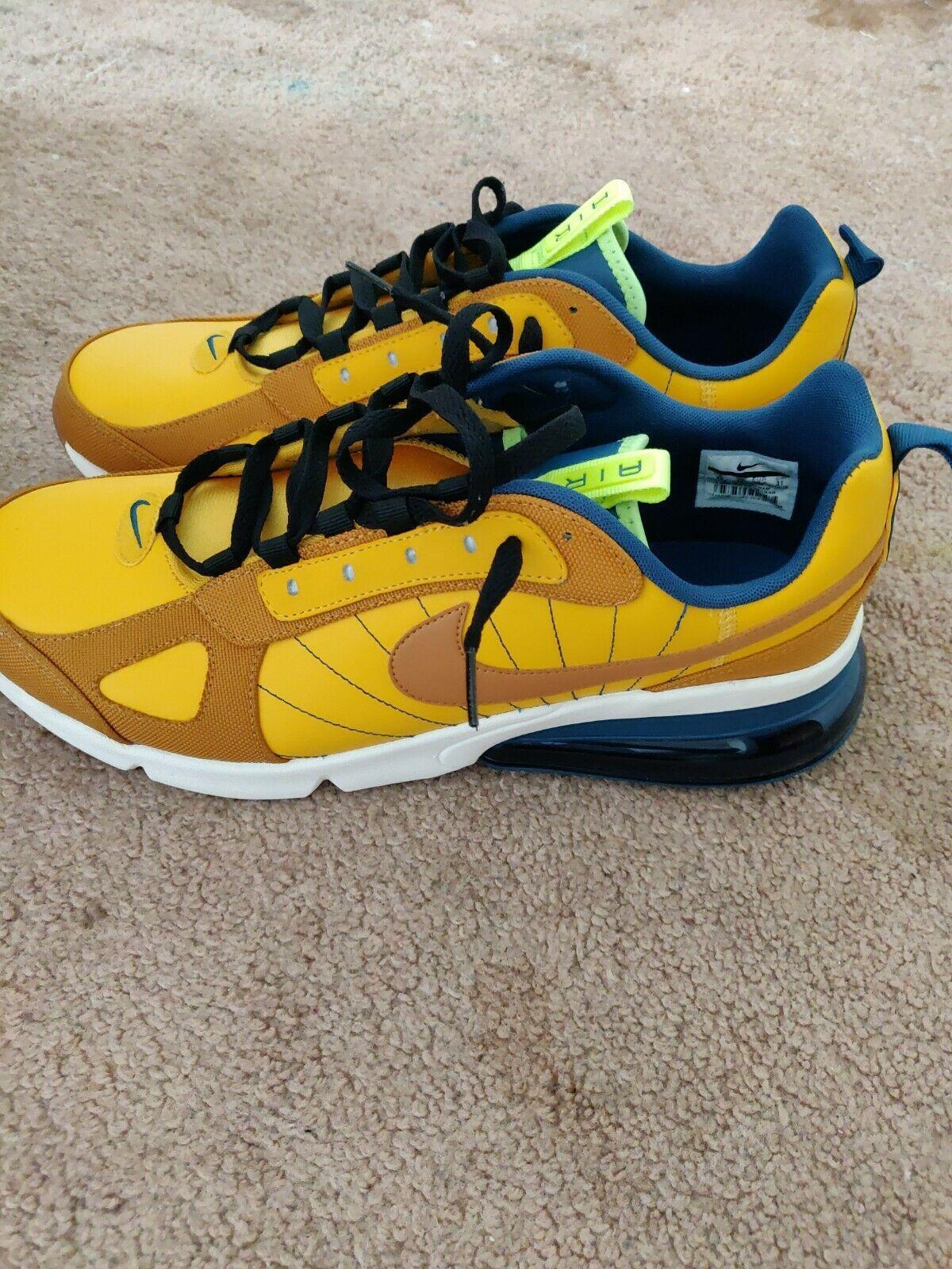 nike air max 270 futura yellow