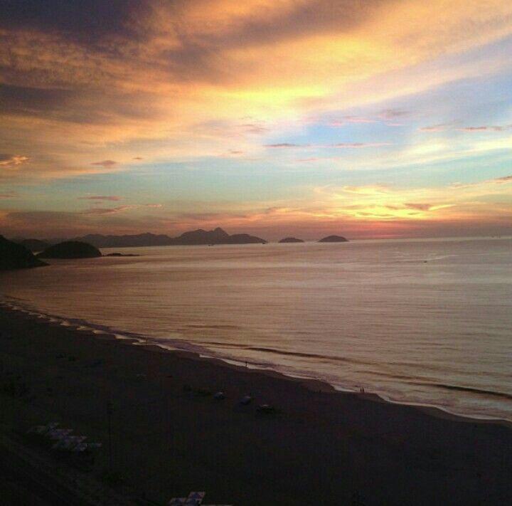 Copacabana sunset...posto 3