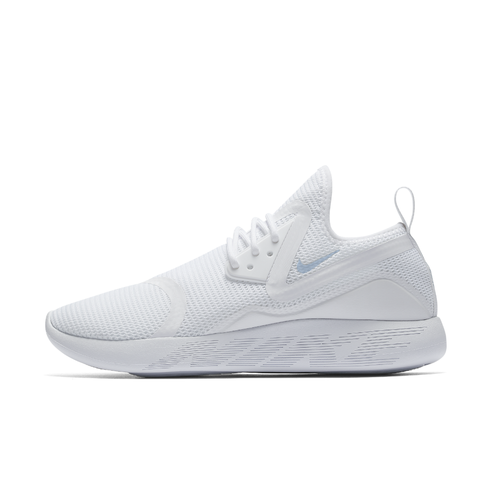 cb9ad406213b59 Nike LunarCharge Breathe Women s Shoe Size 9.5 (White) - Clearance Sale