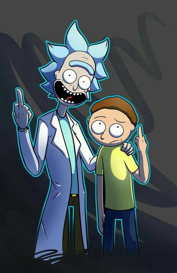 Where Stories Live Fondos De Comic Personajes De Rick Y Morty Imagenes Animadas