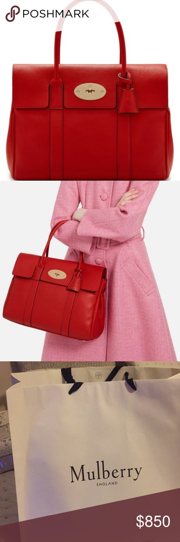 NEW Mulberry Heritage Bayswater Bag NEW with tags, dust bag and shopping bag Mulberry Bags Shoulder Bags #mulberrybag NEW Mulberry Heritage Bayswater Bag NEW with tags, dust bag and shopping bag Mulberry Bags Shoulder Bags #mulberrybag