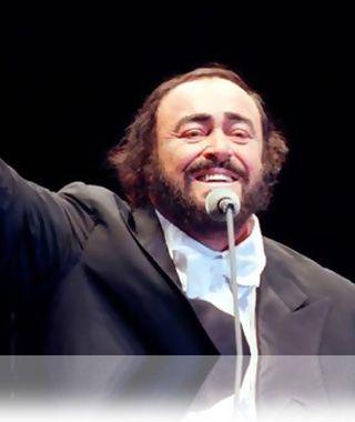 2001 Luciano Pavarotti