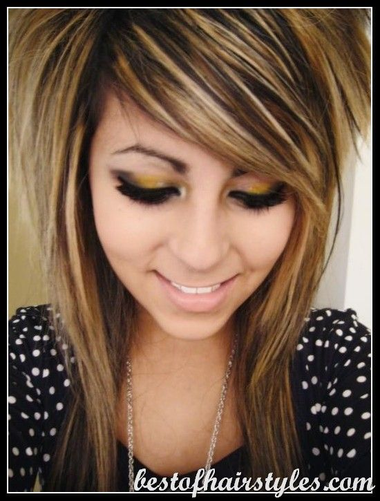 Different Hairstyles Funky Hairstyles For Women 2012  Google Search  Hair  Pinterest