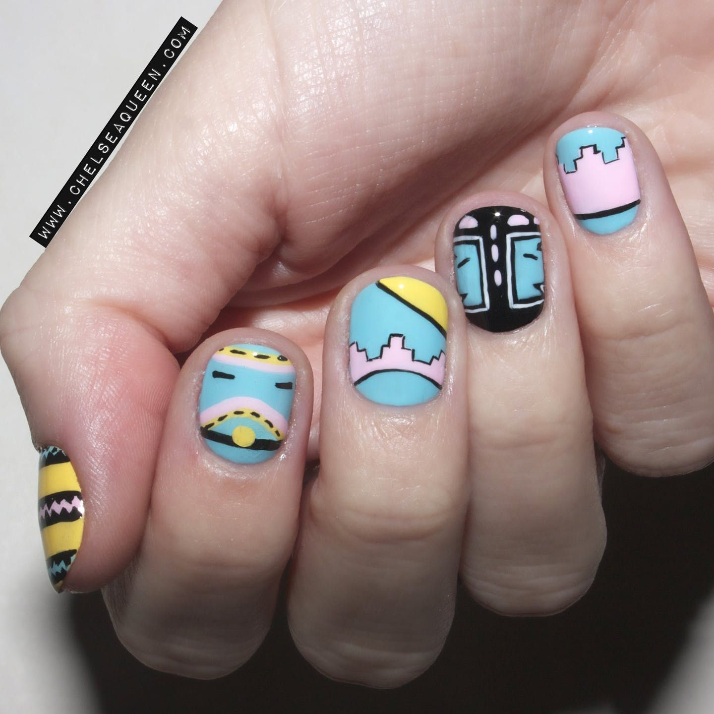 Follow These 14 Nail Art Bloggers For Next Level Mani Inspo