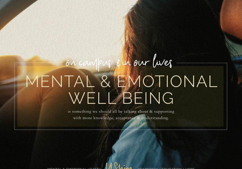 U!Shine Emotional wellness, Emotions, Supportive