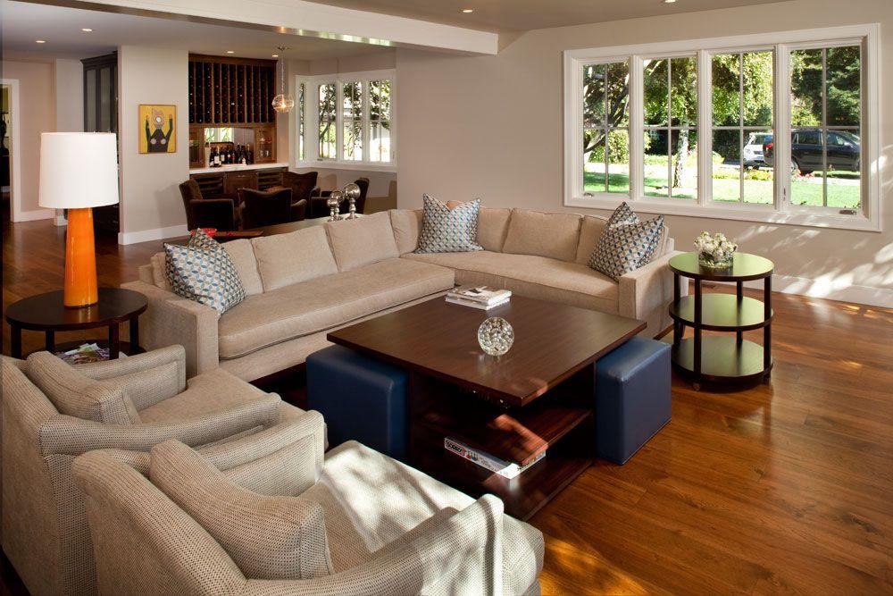 Contemporary living room Home Decor Pinterest Living rooms