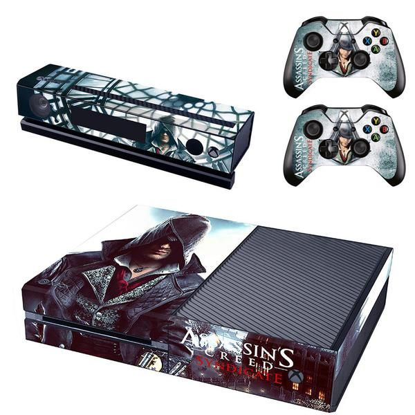 Assassins Creed Vinyl Cover Skin For Xbox One Xbox One Skin