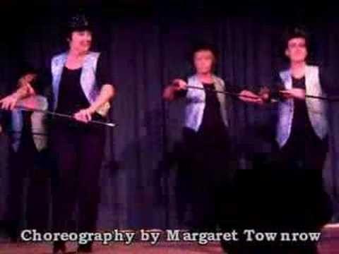 Hat And Cane Dance Dance School Dances Dance Performance