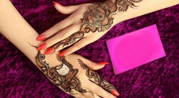 Mehndi Diya Design : Latest indian mehndi designs for hands